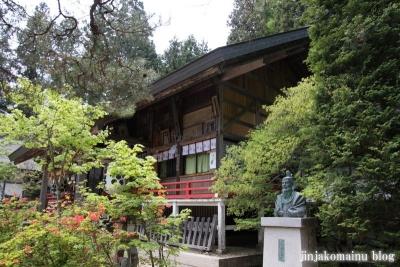 有明山神社(安曇野市穂高有明)38