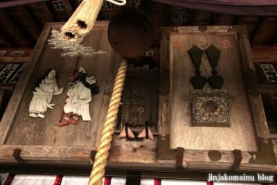 有明山神社(安曇野市穂高有明)39
