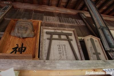 有明山神社(安曇野市穂高有明)40