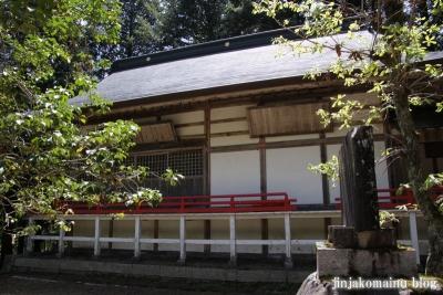 有明山神社(安曇野市穂高有明)41