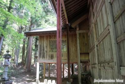 有明山神社(安曇野市穂高有明)42