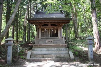 有明山神社(安曇野市穂高有明)43