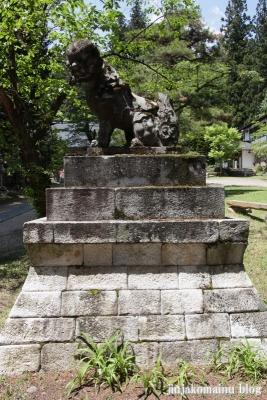 有明山神社(安曇野市穂高有明)22