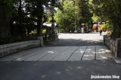 穂高神社(安曇野市穂高宮脇)5
