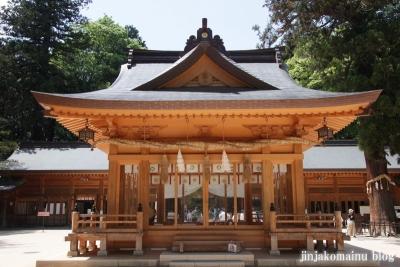 穂高神社(安曇野市穂高宮脇)22