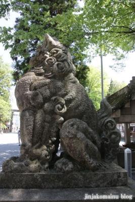穂高神社(安曇野市穂高宮脇)16