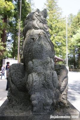 穂高神社(安曇野市穂高宮脇)17