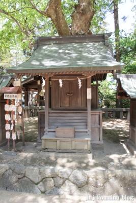 穂高神社(安曇野市穂高宮脇)31