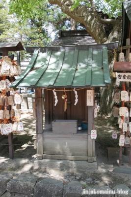 穂高神社(安曇野市穂高宮脇)32