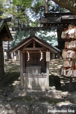穂高神社(安曇野市穂高宮脇)33