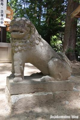 穂高神社(安曇野市穂高宮脇)37