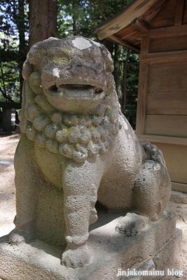 穂高神社(安曇野市穂高宮脇)38