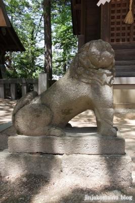 穂高神社(安曇野市穂高宮脇)41