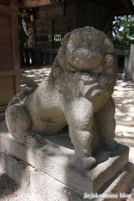 穂高神社(安曇野市穂高宮脇)42