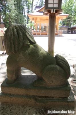 穂高神社(安曇野市穂高宮脇)43