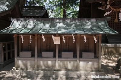 穂高神社(安曇野市穂高宮脇)30