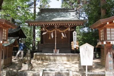 穂高神社(安曇野市穂高宮脇)36