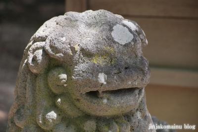 穂高神社(安曇野市穂高宮脇)45