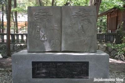 穂高神社(安曇野市穂高宮脇)47