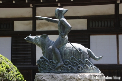穂高神社(安曇野市穂高宮脇)49