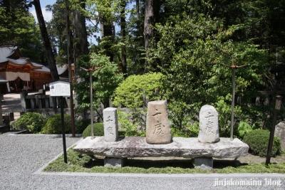 穂高神社(安曇野市穂高宮脇)52