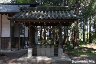 諏訪神社(安曇野市三郷温)6