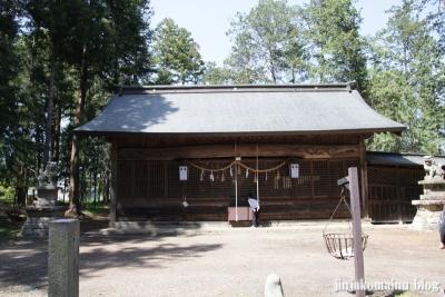 諏訪神社(安曇野市三郷温)9