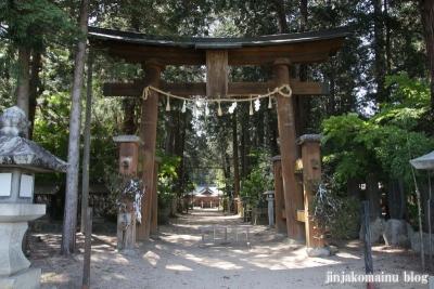 住吉神社(安曇野市三郷温)3