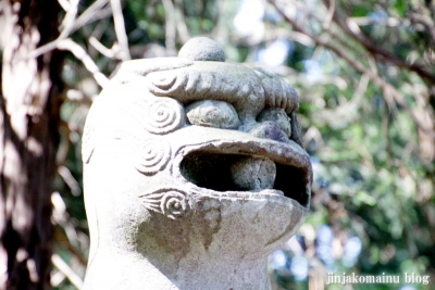 住吉神社(安曇野市三郷温)14