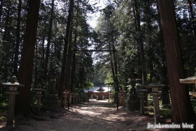 住吉神社(安曇野市三郷温)17