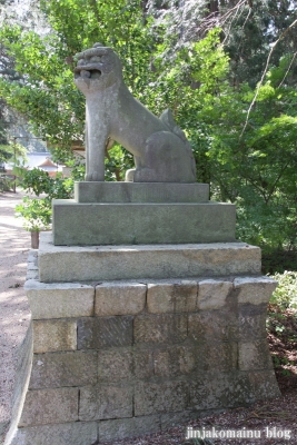 住吉神社(安曇野市三郷温)5