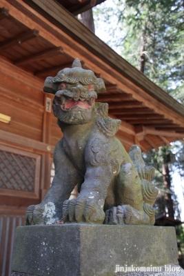 住吉神社(安曇野市三郷温)43