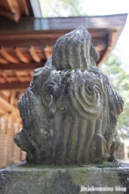 住吉神社(安曇野市三郷温)49