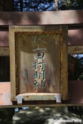 住吉神社(安曇野市三郷温)22