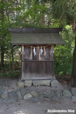住吉神社(安曇野市三郷温)55