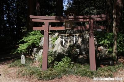 住吉神社(安曇野市三郷温)21