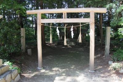 住吉神社(安曇野市三郷温)24