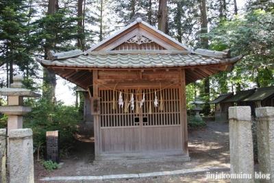住吉神社(安曇野市三郷温)52