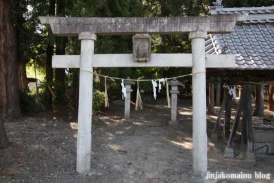 住吉神社(安曇野市三郷温)58