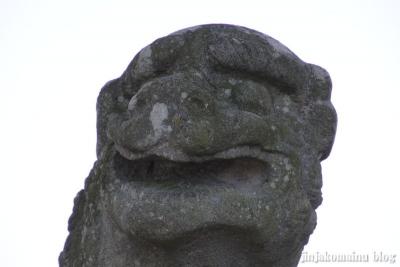 細萱洲波神社(安曇野市豊科南穂高西浦)15