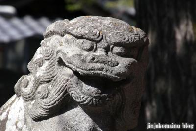 深志神社(松本市深志)12