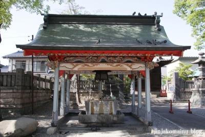 深志神社(松本市深志)15