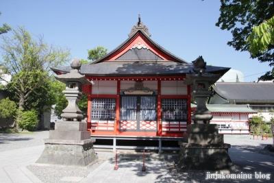 深志神社(松本市深志)18