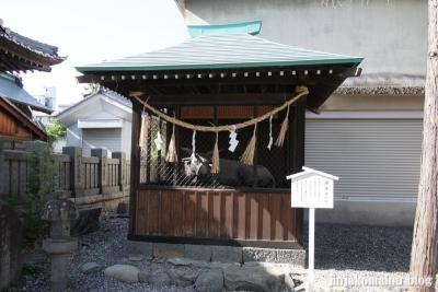 深志神社(松本市深志)35