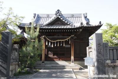 深志神社(松本市深志)36