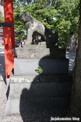 深志神社(松本市深志)3