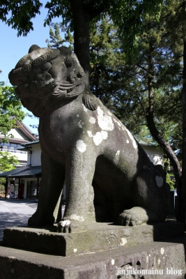 深志神社(松本市深志)4