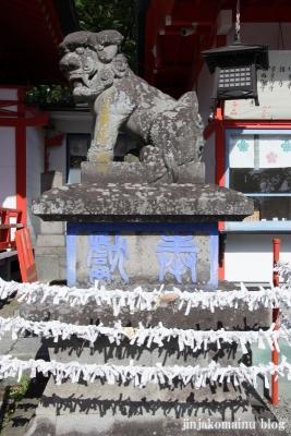 深志神社(松本市深志)25