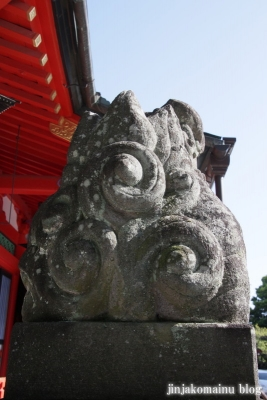 深志神社(松本市深志)32