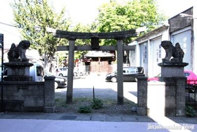 富士浅間神社・金刀比羅宮1